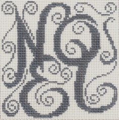 Noel -- Alex Paras Needlepoint