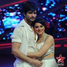 Ridhi and Raqesh adore the #NachBaliye stage with their mesmerizing performance