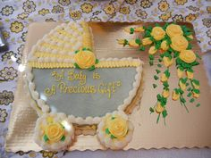 Publix Baby Shower Cake