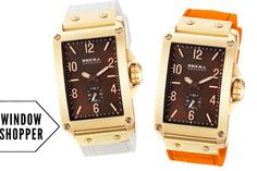 WATCHES! i don't wear them anymore but i would definitely wear these