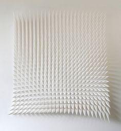 Betoverende kunstwerken van papier - EYEspired
