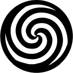 Spiral - RSS 77761 - Stock Gobo Steel