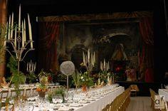 Alfonso Muzzi Catering Cena FIRENZE