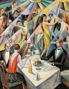 Roaring Twenties, The Twenties, Impressionism, Culture, Dance, Photography, Painting, Art, Gatsby