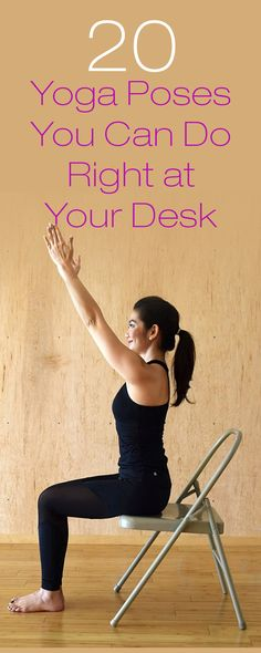 58a8088abef22d Try out these yoga poses you can do to stretch out and refresh even while  working