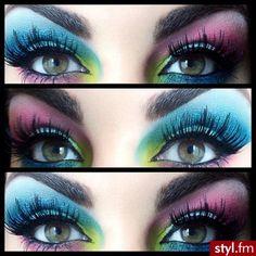 Colorful Eyes.