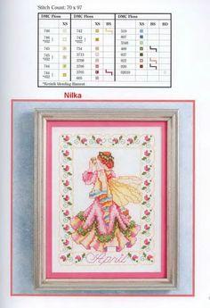 April 2/2 Gallery.ru / Фото #96 - Donna Kooler's Great Cross-Stitch Gifts - 777m