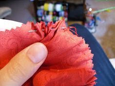 Flight of the Pook: DIY: Yo Yo Bouquet
