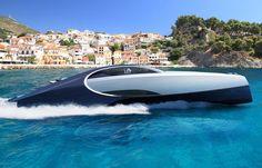 Yacht Bugatti Niniette