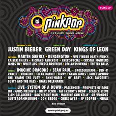 Een voldoende voor deze editie ondanks Bieber maar dankzij o.a. Biffy Fucking Clyro, Chef Special, Anne Marie, FFDP, Sean Paul, My Baby, Green Day, Seasick Steve, Guus, Liam, Prophets of Rage en System of a Down.