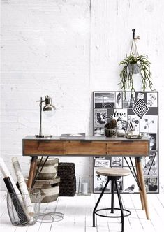 Tips en inspiratie voor industrieel wonen. Woontips, styling ideeën en diy tips!