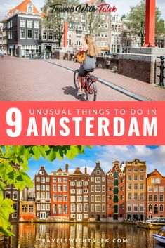 9 Unusual Things to Do in Amsterdam - Searching for things to do in Amsterdam? Plan your perfect Amsterdam itinerary with this list of 9 - Top Travel Destinations, Europe Travel Guide, Best Places To Travel, Nightlife Travel, Travel Abroad, Holiday Destinations, Budget Travel, Amsterdam Itinerary, Amsterdam Travel Guide