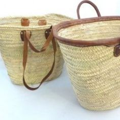 market baskets-- Brook Farm!