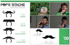 Moustaches for your Bottles.