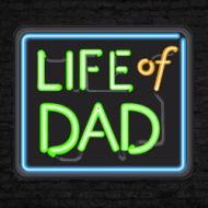 Life of Dad - The Social Network for Dads - http://lifeofdad.com