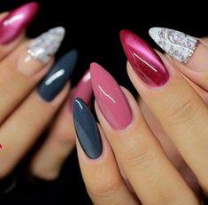 Arts-Design-For-Summer/ pink gel nails, summer acrylic nails, shellac nails, Pink Gel Nails, Summer Acrylic Nails, Shellac Nails, Stiletto Nails, Manicures, Coffin Nails, Nail Polish, Hair And Nails, My Nails