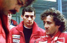 Ayrton Senna Magic Immortal: A rivalidade entre Ayrton Senna e Alain Prost começou antes de 1988