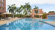 DoubleTree by Hilton Esplanade Darwin Darwin DoubleTree by Hilton Esplanade Darwin offers air-conditioned rooms, tropical gardens and a large outdoor swimming pool. It is located in the centre of Darwin with stunning parkland and ocean views.