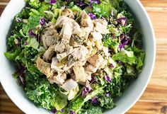 Chicken Chopped Salad - Bound By Food