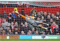 Ali Al-Habsi, Wigan Athletic FC  Underated goalkeeper who I should Model