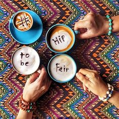 In case you missed our last announcement (we thought coffee might grab your attention)! ---We're celebrating Fair Trade Month with a $100 GIFT CARD GIVEAWAY!  It's easy to enter. Simply follow us on instagram and tag two friends in the comments who you think are super groovy. That's all you have to do to enter. However, For a 2nd entry, repost this photo. For a 3rd entry, share a photo with the hashtag #hiptobefair We'll announce the winner on the 20th. Stay hip, folks! 😎 🌏 ✈️ 👊🏼…