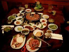 LOVE KOREAN FOOD!!!!