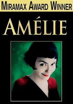 Amelie is one of best French film to come out in a long time and made a star out of Audrey Tautou. This movie with a quirky story and style, was a big hit with the US audience. I really loved the movie for it's originality. One of must see movies.