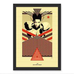 Poster Jean-Michel Basquiat - AntiMonotonia Store