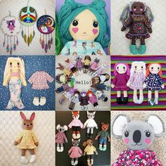 💖💖💖💖💖💖💖💖💖💖💖💖 💛💛💛Happy New Year!💛💛💛 I hope your year is awesome & full of joy! Top Nine, Best Nine, Mermaid Dolls, Dress Up Dolls, Soft Dolls, Collector Dolls, Fabric Dolls, Handmade Toys, Happy New Year