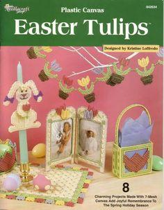 Easter Tulips Pg. 1/15