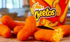 Burger King's Mac N' Cheetos are seriously scary-looking