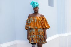 Fanm Djanm's Spring 2016 Look Book is Absolutely Everything - COLOURES | Celebrating Beauty of All Shapes and Shades
