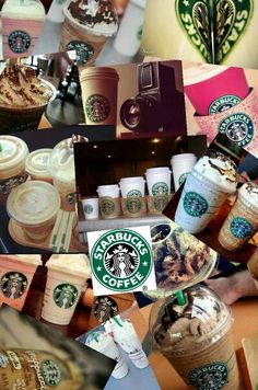 In love with Starbucks....
