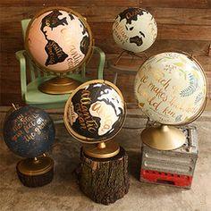 1canoe2 Globe Project