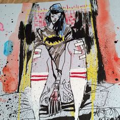 by Jim Mahfood