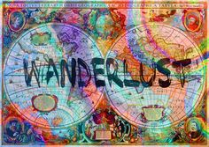 a strong desire for or impulse to wander or travel and explore the world. Map Globe, Fb Covers, Timeline Covers, Book Covers, To Infinity And Beyond, Up Girl, Wanderlust Travel, Oh The Places You'll Go, Travel Quotes