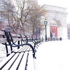 Washington Square Park, NYC.