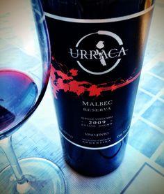 El Alma del Vino.: Viñedos Urraca Malbec Reserva SV 2009.