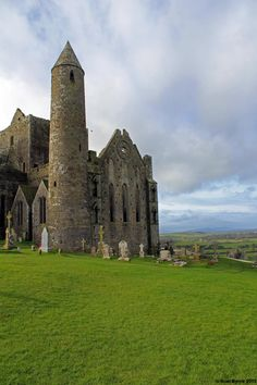 Rock of Cashel, Tipperary, Ireland Copyright: Noel Byrne