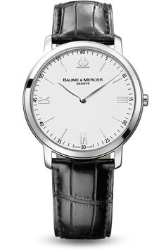 Classima 8849 designed by Baume et Mercier, Swiss Watch Maker. #watches #fashion