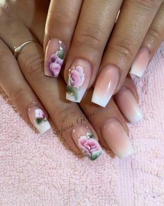 Hi Five, Gelish Nails, Nail Designs, Nail Art, Color, Beauty, Fashion, Pretty Nails, Moda