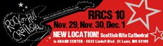 RocknRoll Craft Show for all your x-mas shopping madness!