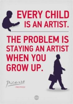staying an artist