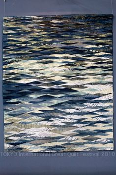 light on the water quilt