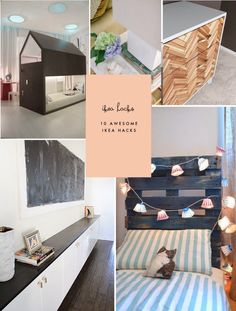 10 Awesome IKEA Hacks to Try | Poppytalk