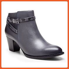 b78ea6a2eb70 Vionic with Orthaheel Technology Women s Upton Ankle Bootie