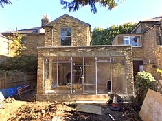 coming on nicely Oct 2016 Oct 2016, House Extensions, Bespoke Design, New Builds, Veronica, Cabin, London, Interior Design, House Styles