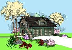 House Plans with Walkout Basement at Back . House Plans with Walkout Basement at Back . Sloped Lot House Plans – Cmbo S Modern Bungalow House, Bungalow House Plans, Modern House Plans, Small House Plans, Bungalow Designs, Barn Homes Floor Plans, Cottage Floor Plans, Basement House Plans, Walkout Basement