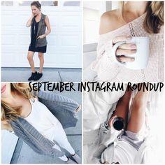 September Instagram Roundup!