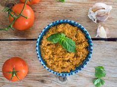 Pesto pantesco - ricetta siciliana